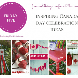 Friday Five: Inspiring Canada Day Celebration Ideas