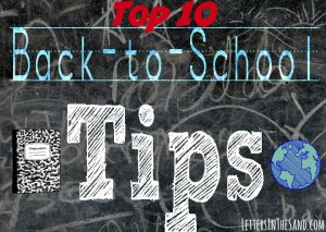 Top 10 Back-to-School Tips - HMLP 49 Feature