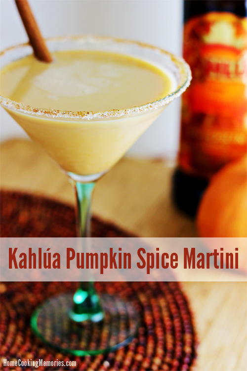 Kahlua Pumpkin Spice Martini - Feature - HMLP 56