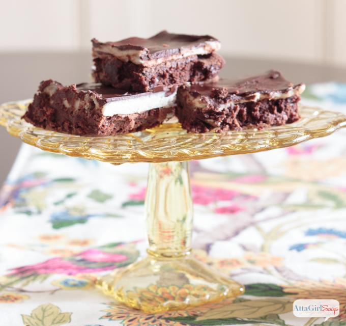 Layered Chocolate Brownie - HMLP 55- Feature