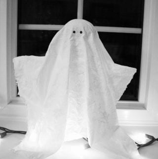 A Pair of Ghostly Ghosts