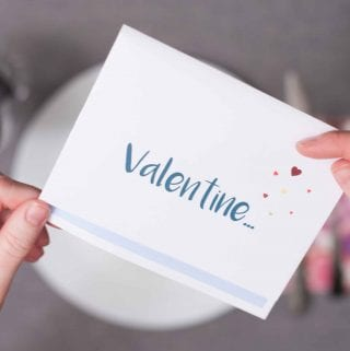 "Free Printable Valentine Cards: ""I Lava You"""