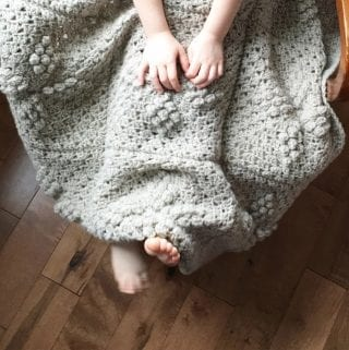 Free Crochet Afghan Patterns: Sand Pebbles Crochet Square