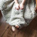 Create your own beautiful beach inspired crochet afghan using 100% Canadian wool with this fabulous and free crochet pattern.