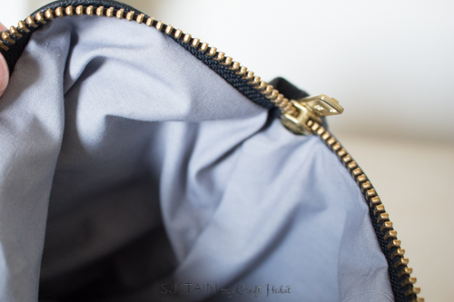 Upcycling A Leather Coat into a DIY Leather Bag ...