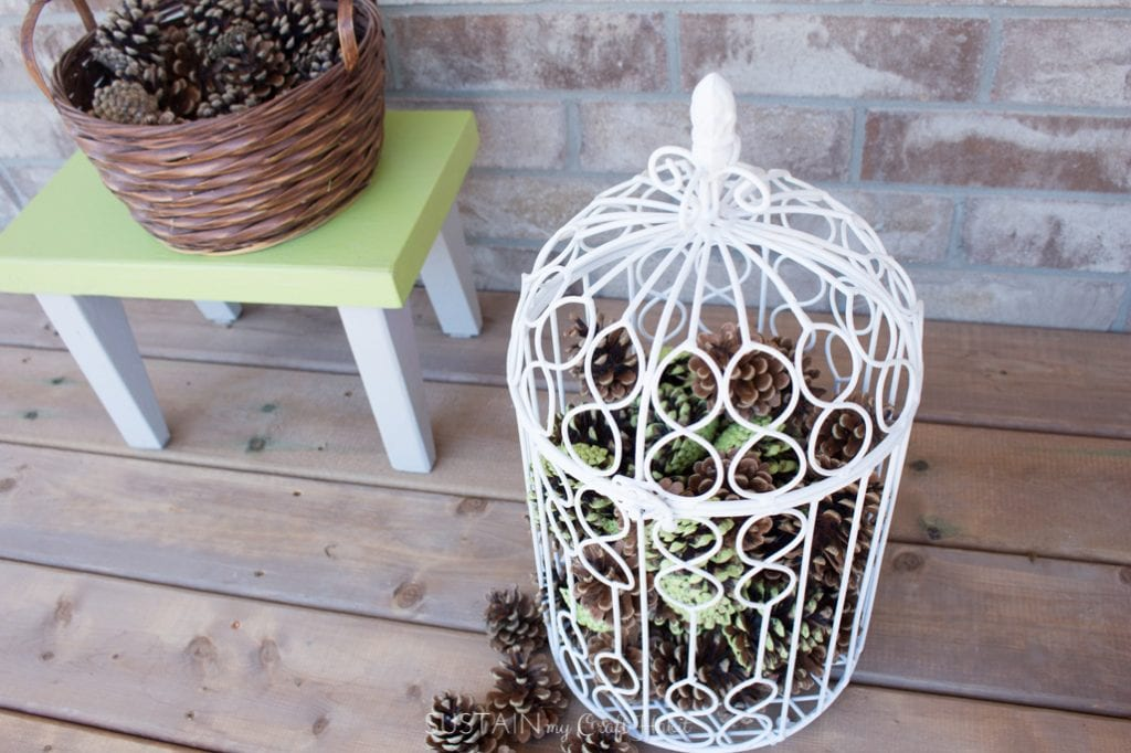 Spray Painting Ideas Upcycling Outdoor Decor for