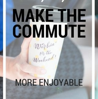 11 Easy Ways to Make your Commute to Work More Enjoyable