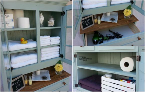10. DIY Custom Storage Hutch