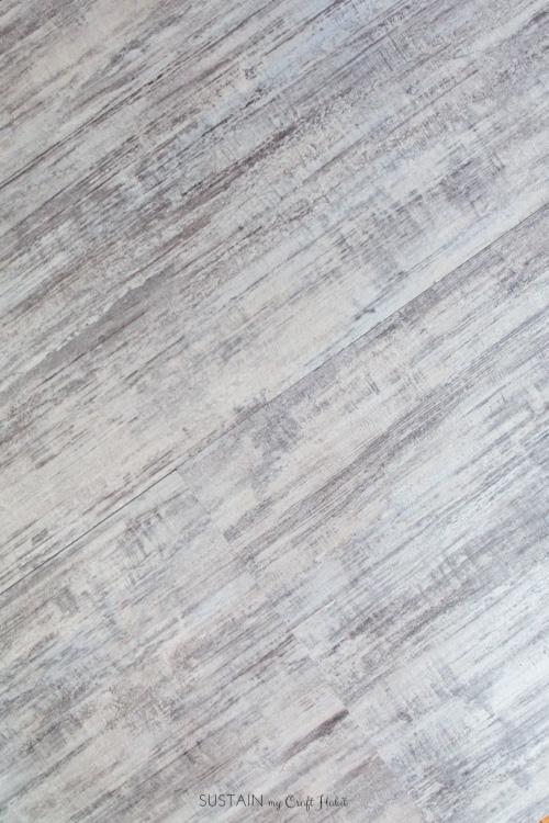 Allure Isocore Plank Vinyl Flooring In Brushed White 9867