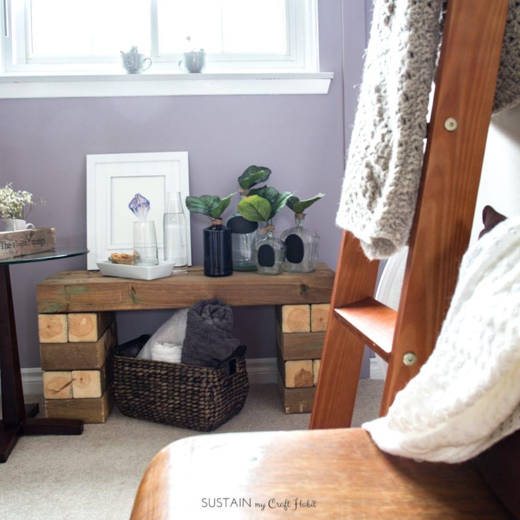 Budget Bedroom Decor: Easy DIY Room Decor: Upcycled Wine Bottle Crafts