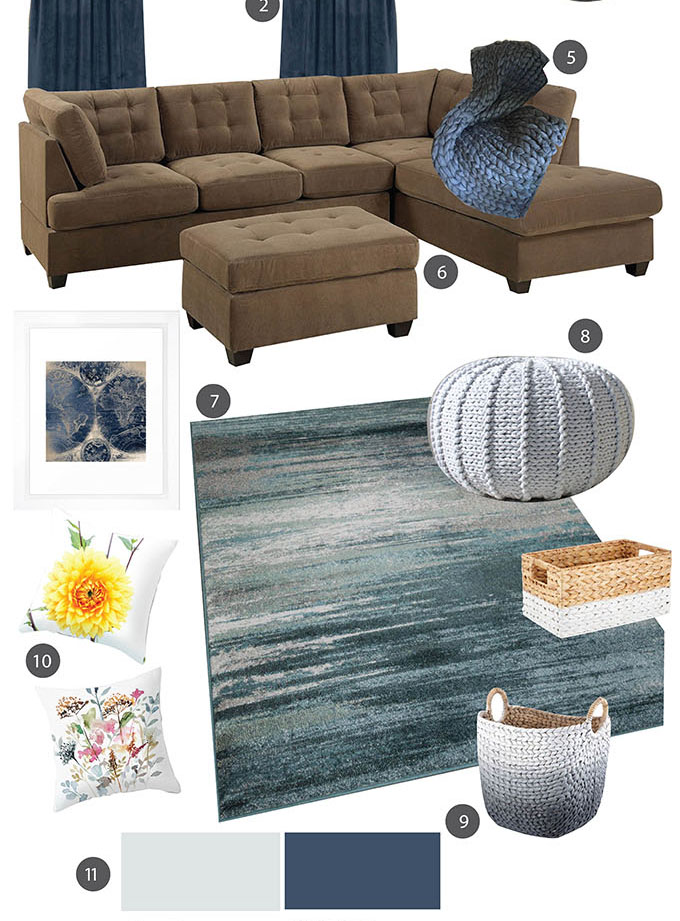 Explore these family room decorating ideas. Turn your living room into a kid-friendly space.