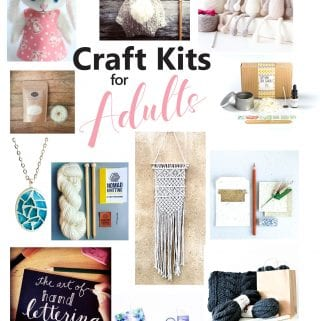 craft kits for adults