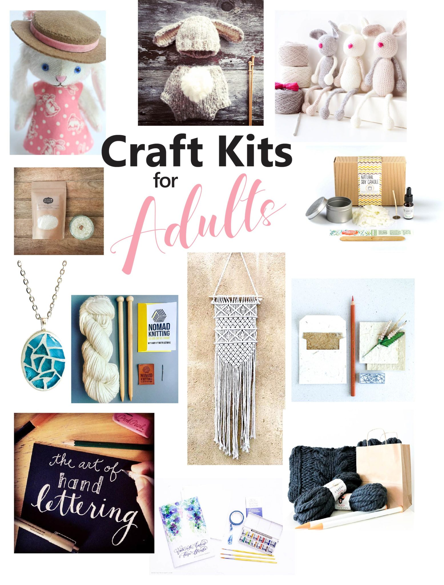 The Best Craft Kits for Adults – Sustain My Craft Habit