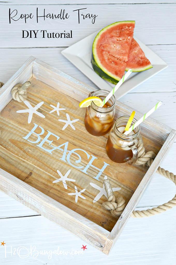 Best Diy Beach Decor Ideas For The Summer Sustain My Craft Habit