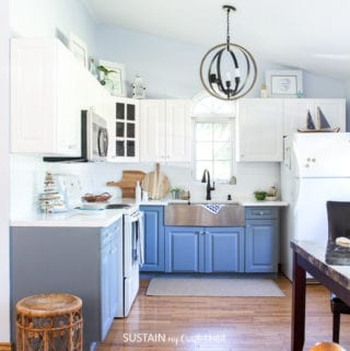 Coastal Cottage Kitchen Design: Graystone Beach Kitchen Reveal