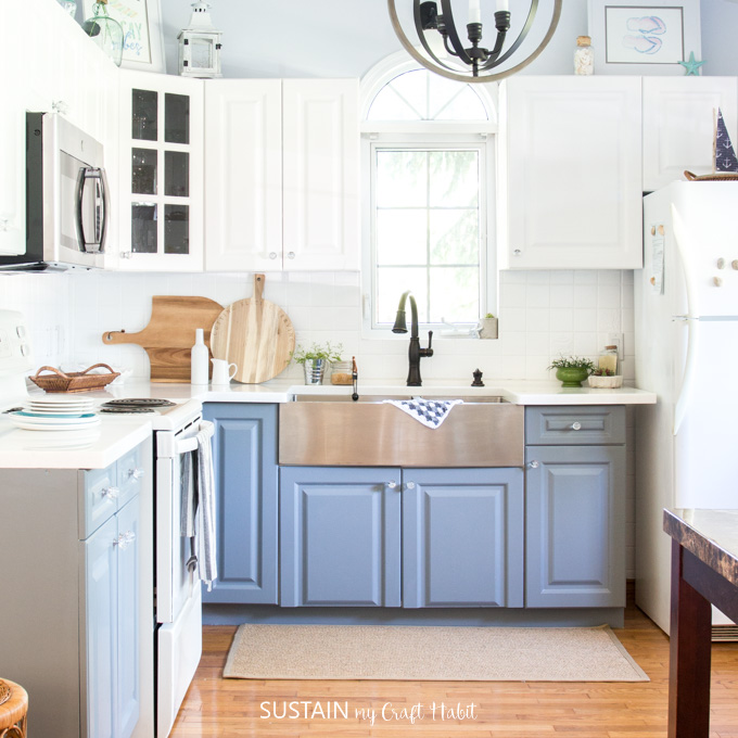 how to paint kitchen cabinets without sanding 943