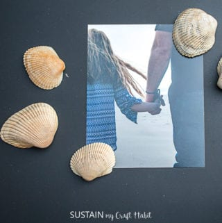 How to Make a Magnet with Seashells