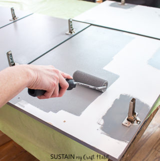 How to Paint Kitchen Cabinets without Sanding