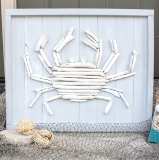 Meet Crabby and other DIY Lake House Decorating Ideas