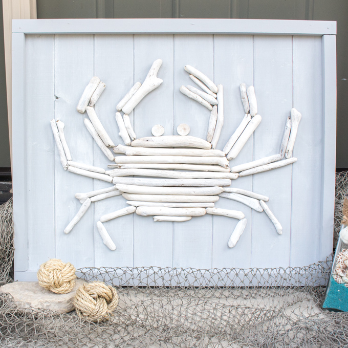 Home Design Ideas Youtube: Meet Crabby And Other DIY Lake House Decorating Ideas