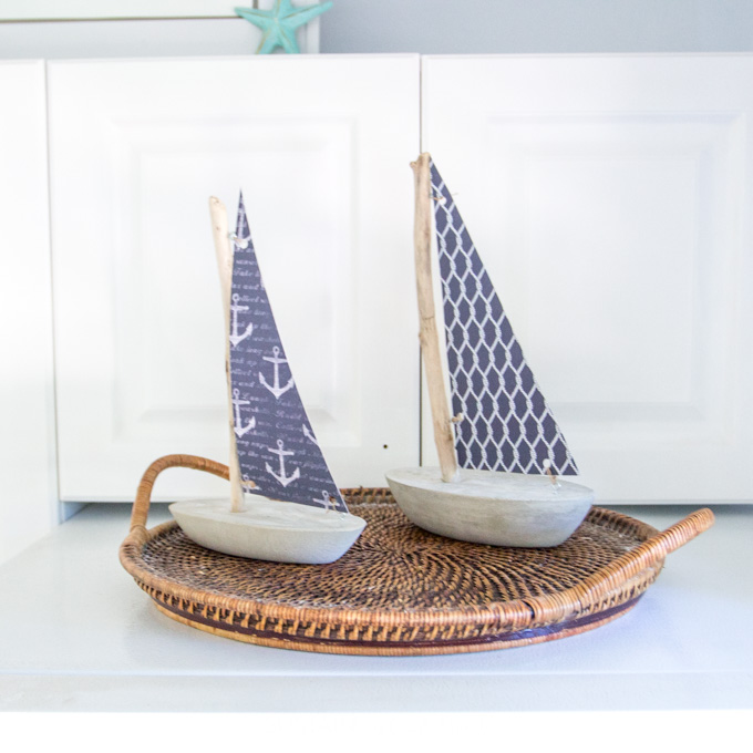 diy nautical decor