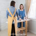 DIY apron pattern