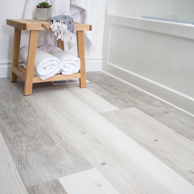 Installing Vinyl Plank Flooring Lifeproof Waterproof Rigid Core