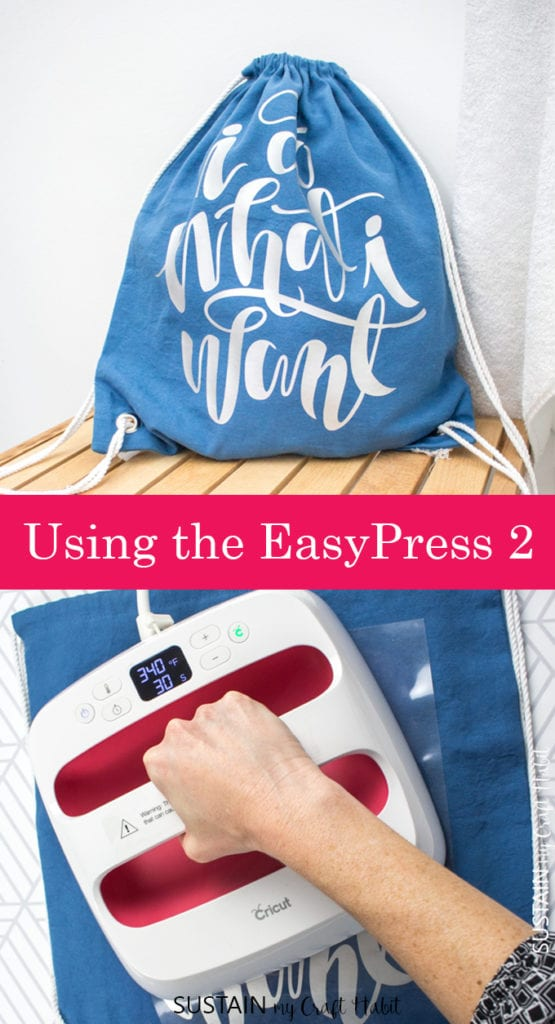 using the easypress 2