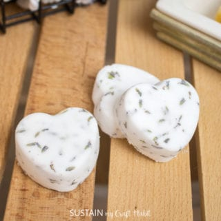 diy shower steamers