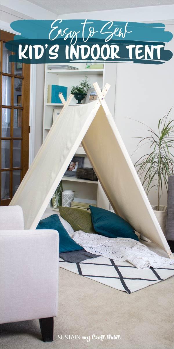 kids indoor play tent