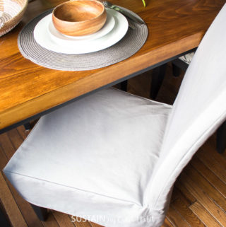 DIY slipcovers