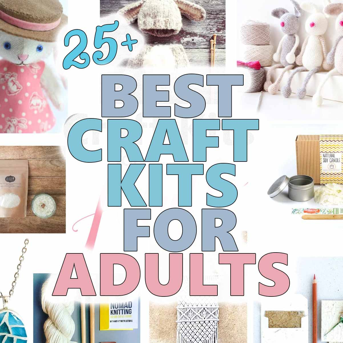 20 of the Best Craft Kits for Adults 20 – Sustain My Craft Habit
