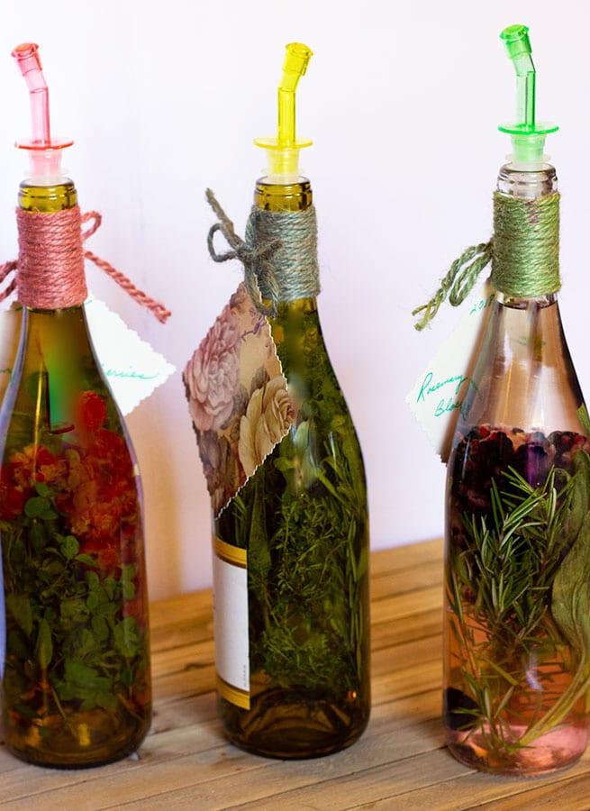 Wine Bottle Vinegar