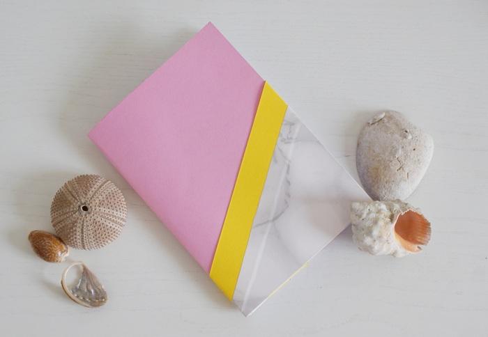 cool paper craft journal.