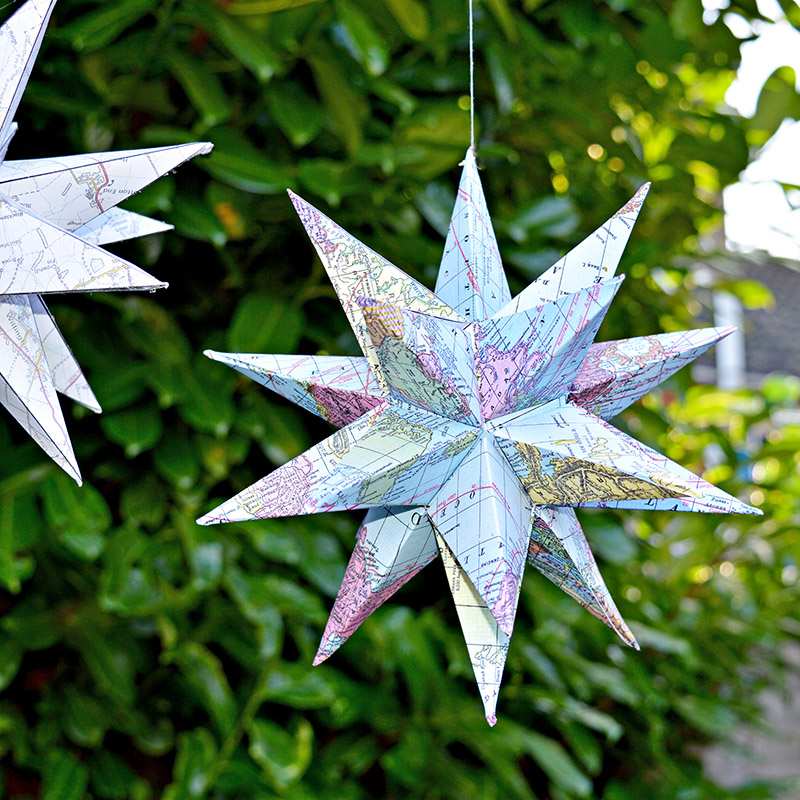 Cool paper crafts 3D Star