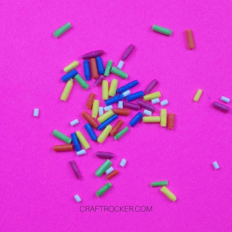 Cool paper craft beads.