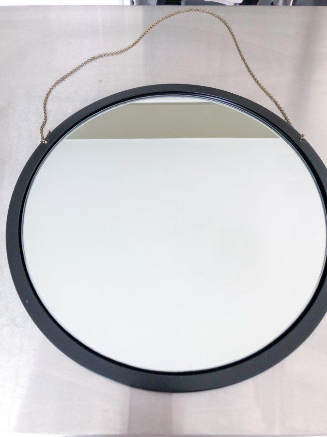 Cool crafts mirror.