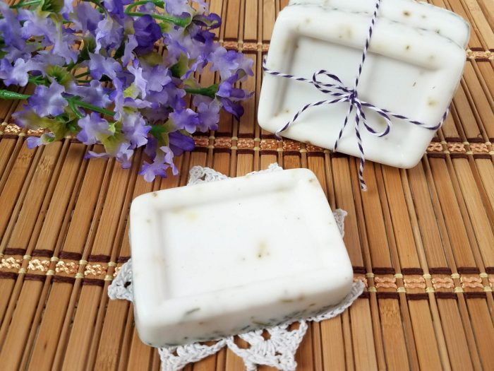 lavender craft soaps.